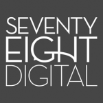 78 Digital Logo
