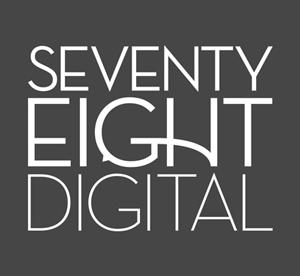 78 Digital Logo